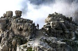 Los sitios más bellos de Dolomitas