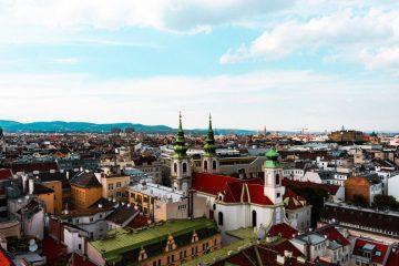 Los sitios más turísticos de Viena