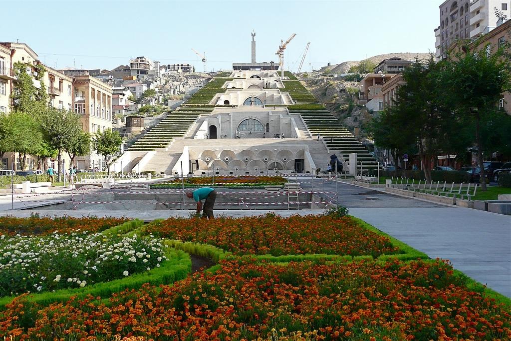 qué ver y hacer en Ereván