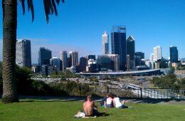 Los sitios más bellos de Perth