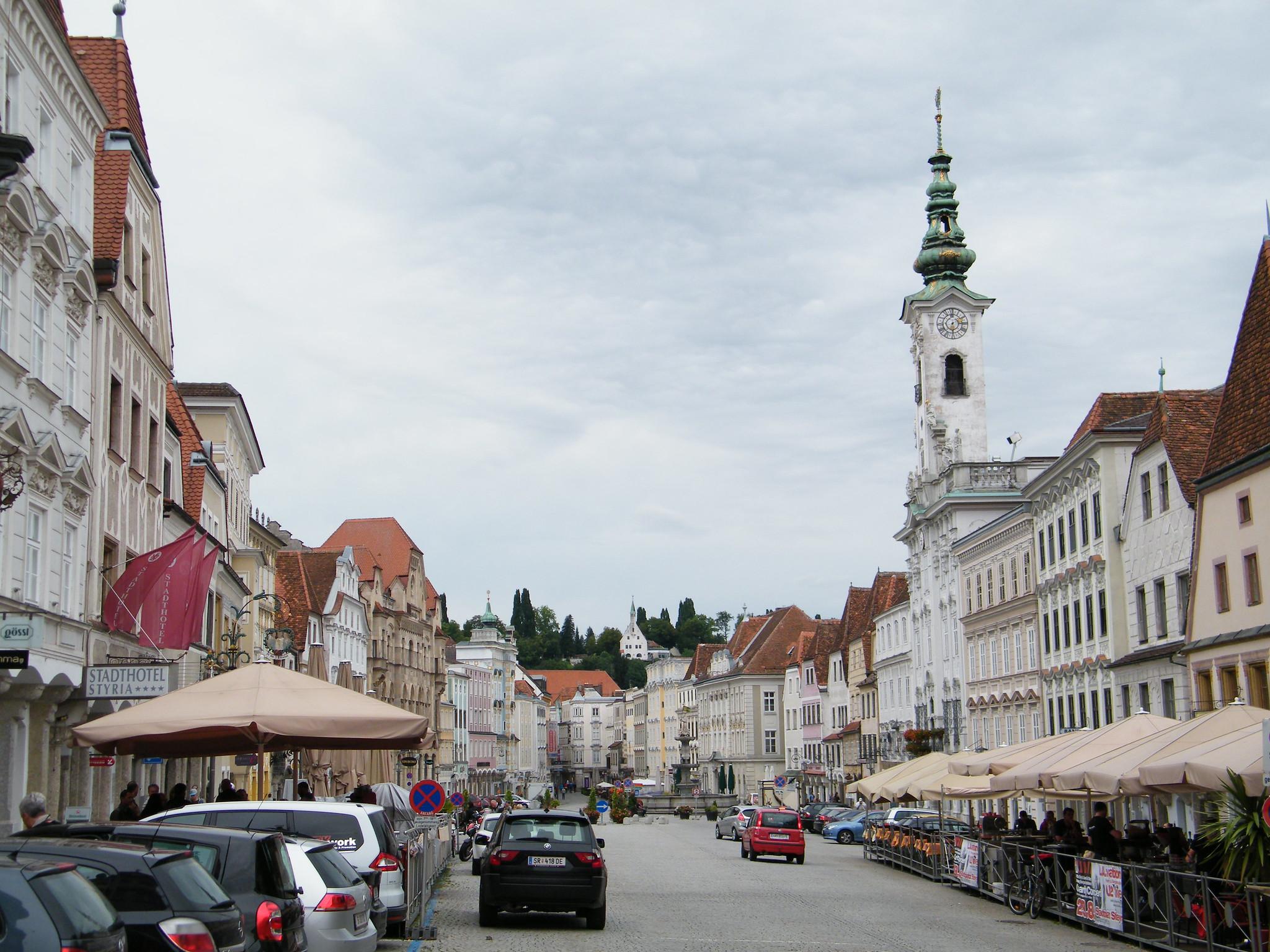 La ciudad de Steyr
