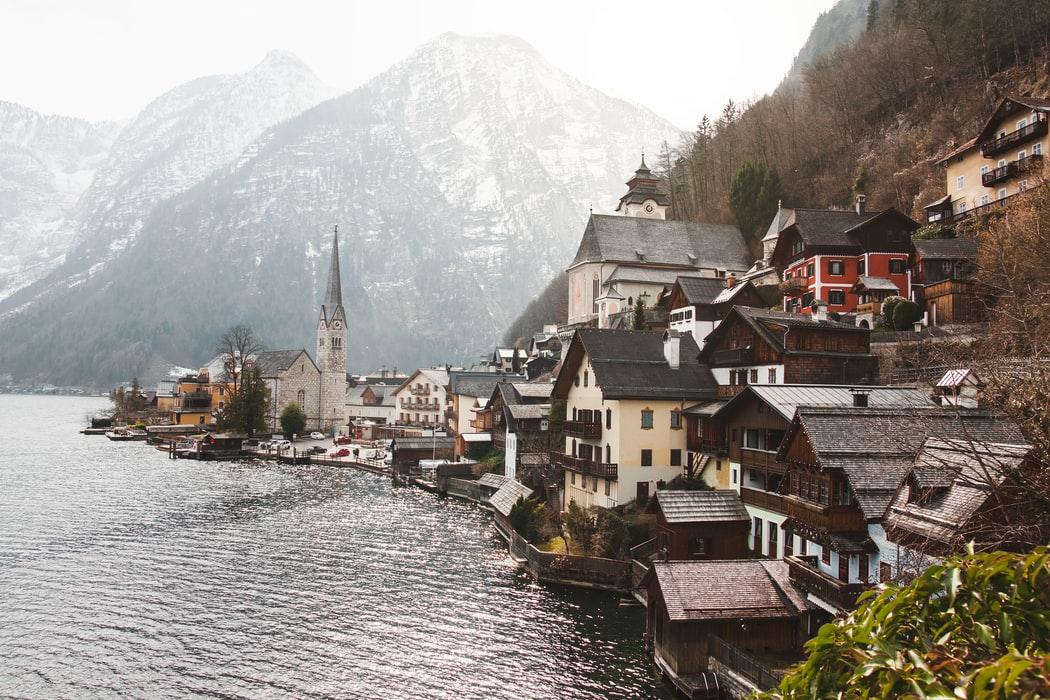 Pueblos con encanto en Austria