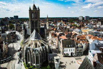 Los sitios más bellos de Gante