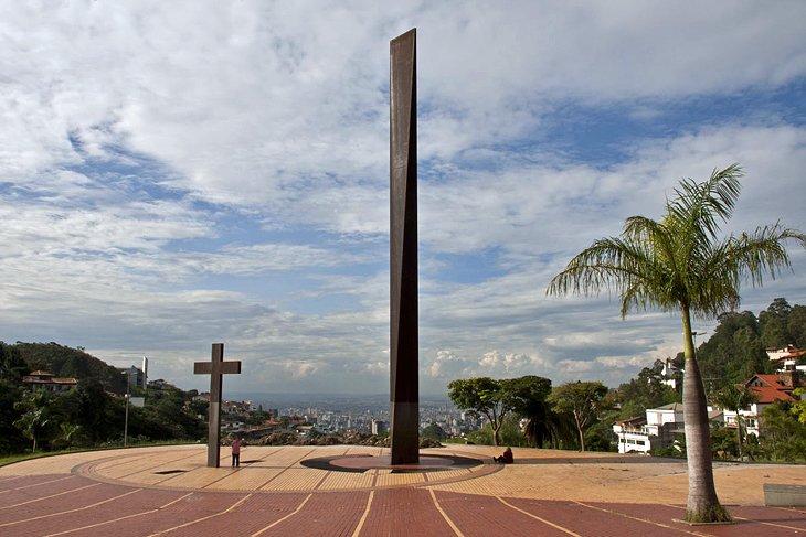 lugares más bellos de Belo Horizonte
