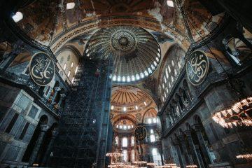 iglesias en Estambul