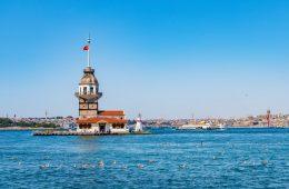 islas exóticas cerca de Estambul