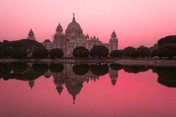lugares románticos en Calcuta