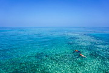 luna de miel en las Maldivas