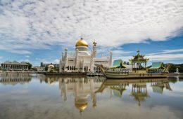 razones para visitar Brunei