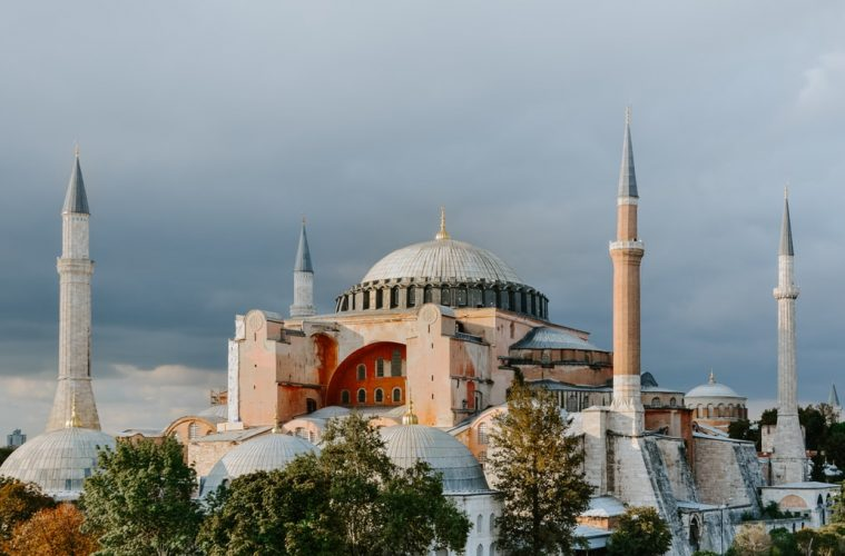 encantos de Hagia Sophia