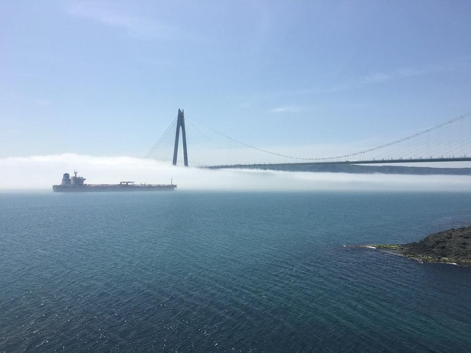 Visitar el puente del Bósforo
