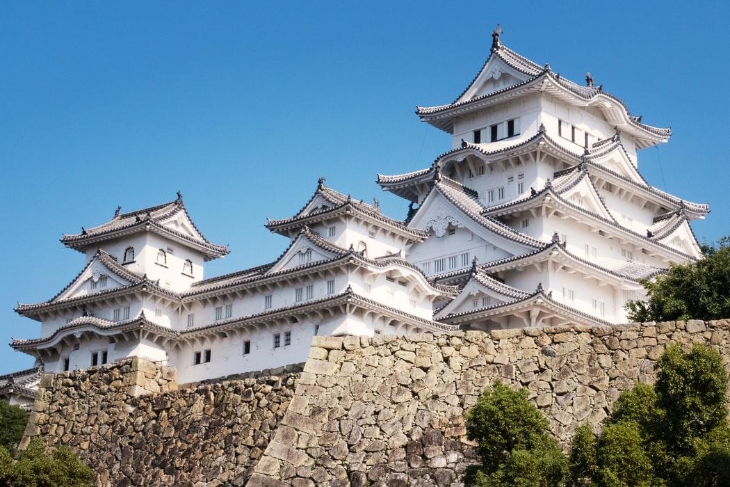 Los castillos más bellos de Japón
