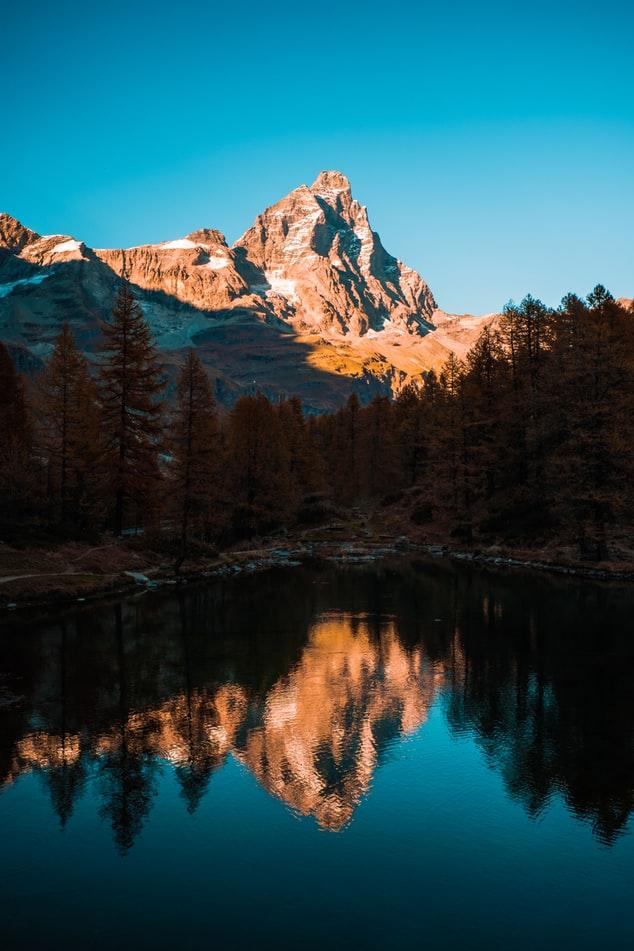 luna de miel en Suiza