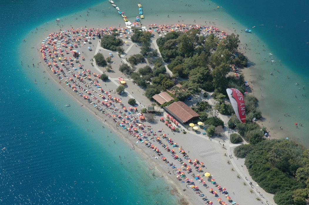 las mejores playas de Turquía