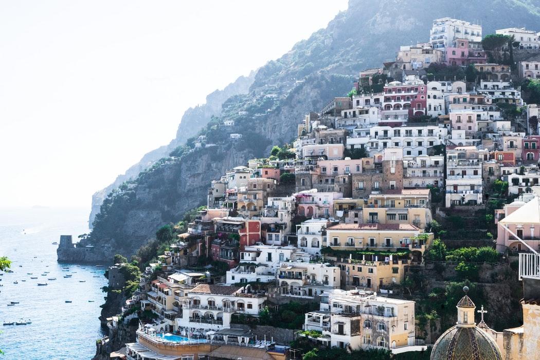 ciudades acantilados más bellas del mundo