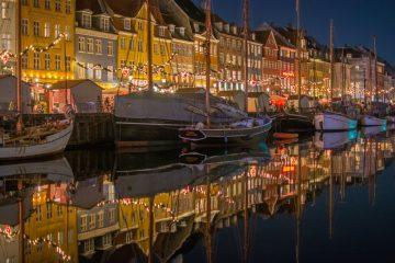 ciudades más coloridas del mundo