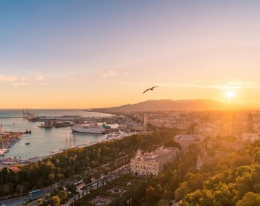ciudades para visitar en España