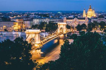 ciudades más bellas de Hungría