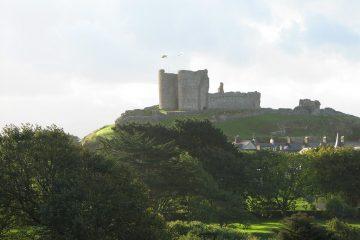 los castillos más bellos de Gales