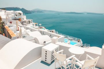 mejores hoteles en Grecia