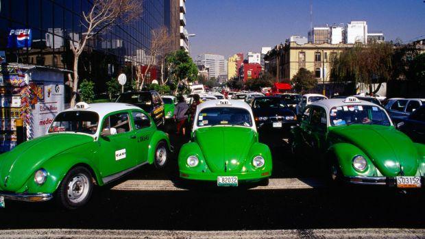 los taxis más guay del mundo