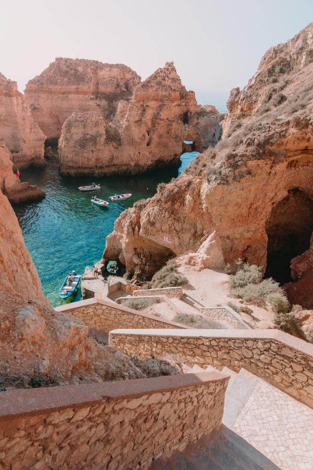 quever en Algarve en Portugal