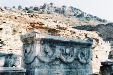 antigua Éfeso en Turquía