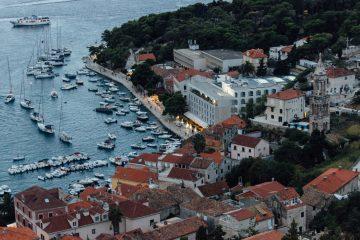 Isla de Hvar en Croacia