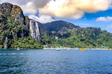 Los lugares para visitar en Krabi