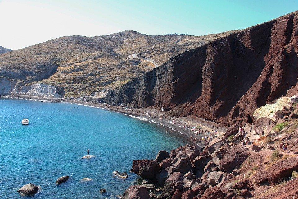cosas que hacer en Santorini Akrotiri