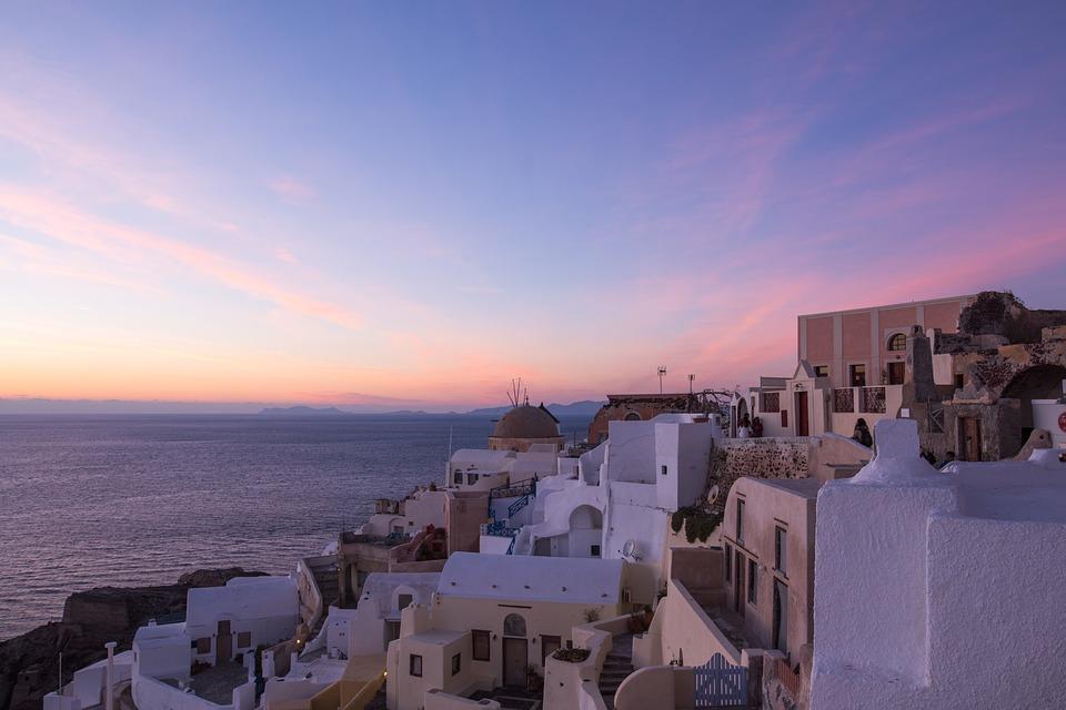 cosas que hacer en Santorini oia