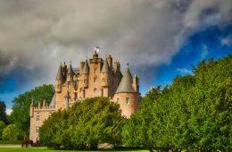 los castillos más bellos de Reino Unido