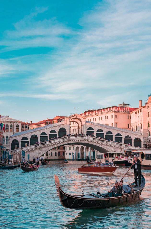 curiosidades sobre Venecia