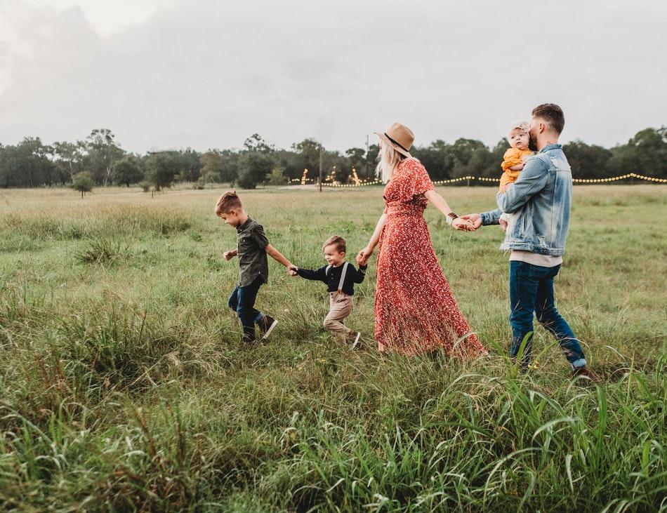 planificar una luna de miel con niños