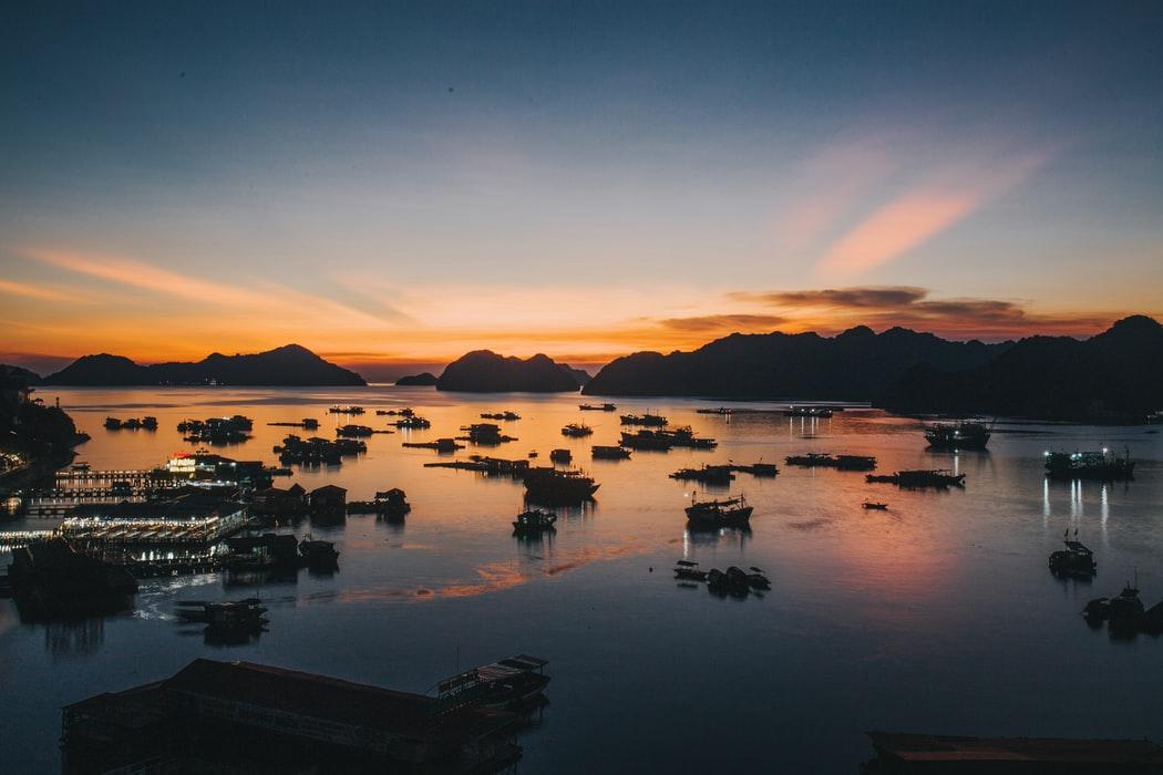 los lugares más relajantes de Vietnam