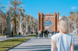 cómo viajar a Barcelona de forma sostenible