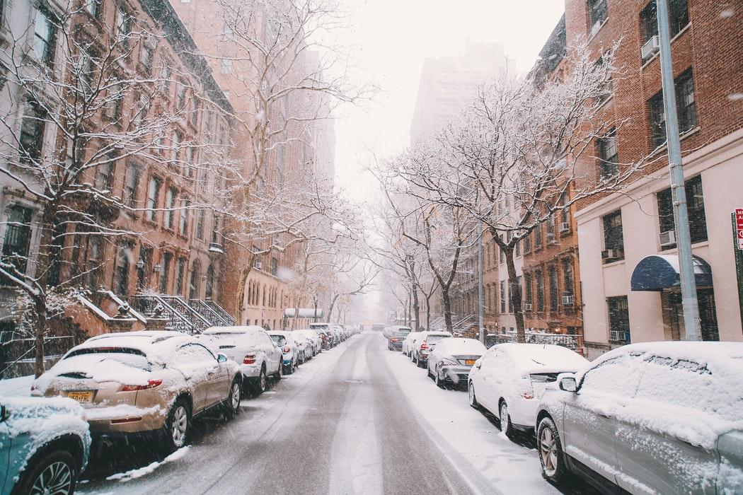 los lugares más bellos del mundo en invierno