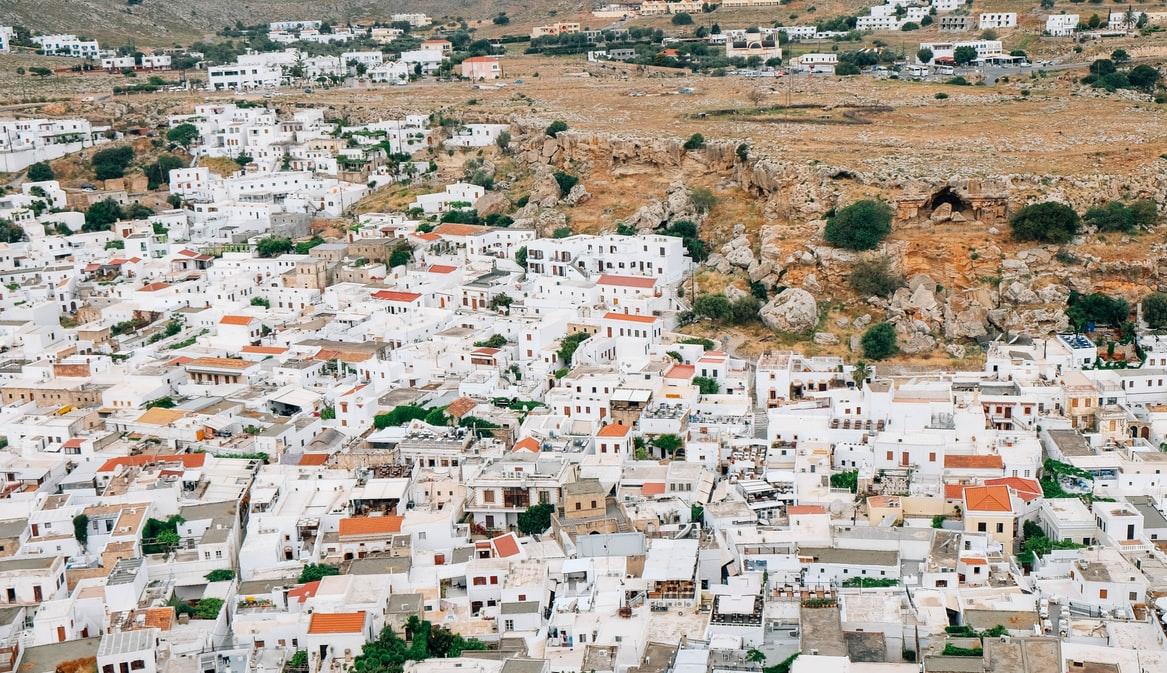 los pueblos más bellos de Grecia