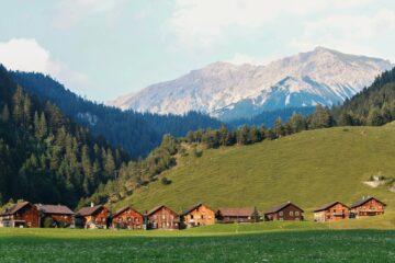 los lugares más bellos en Suiza