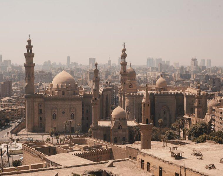 los lugares más emblemáticos de Egipto