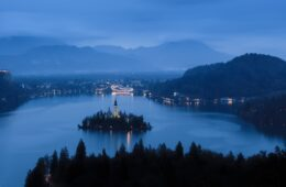 cuál es la mejor época para visitar Eslovenia