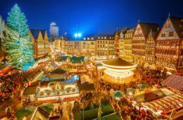Leipzig mercado navideño