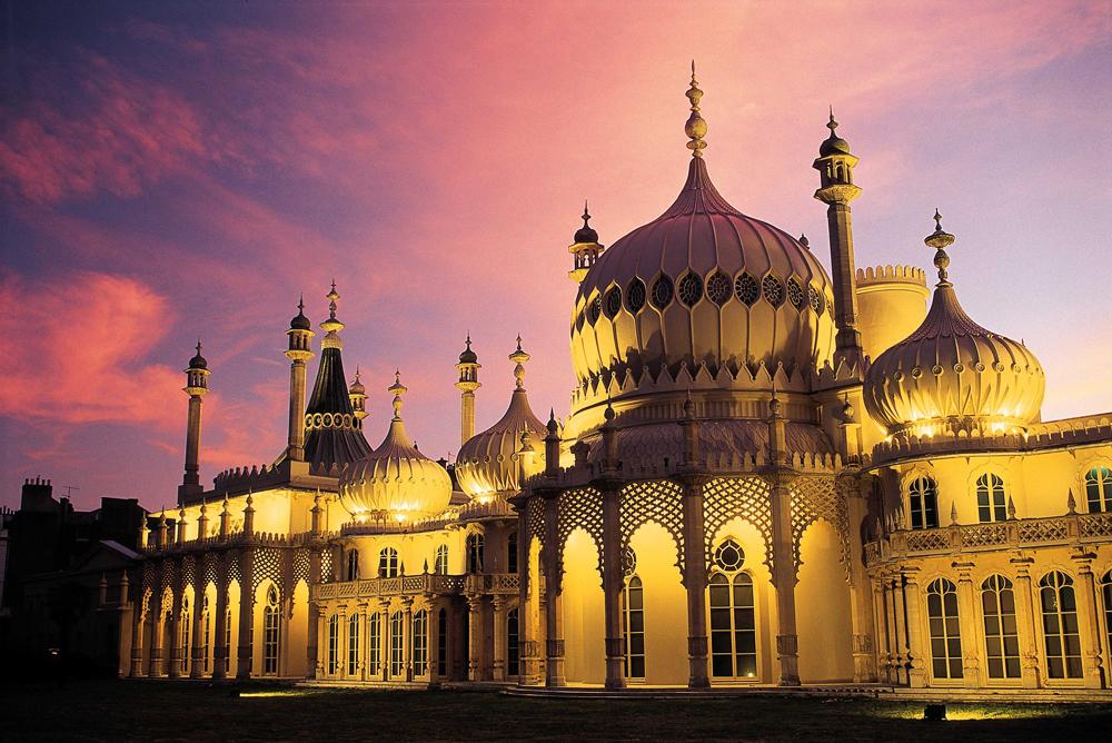 Pabellón Real. Brighton, Reino Unido
