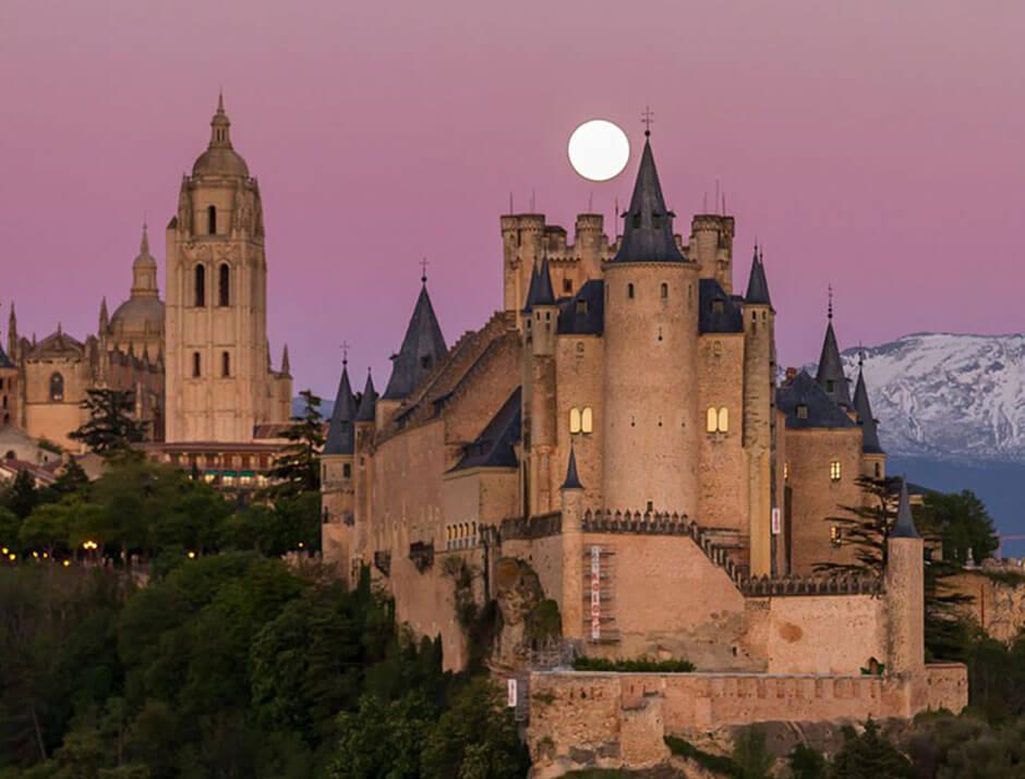 Los mejores castillos de España
