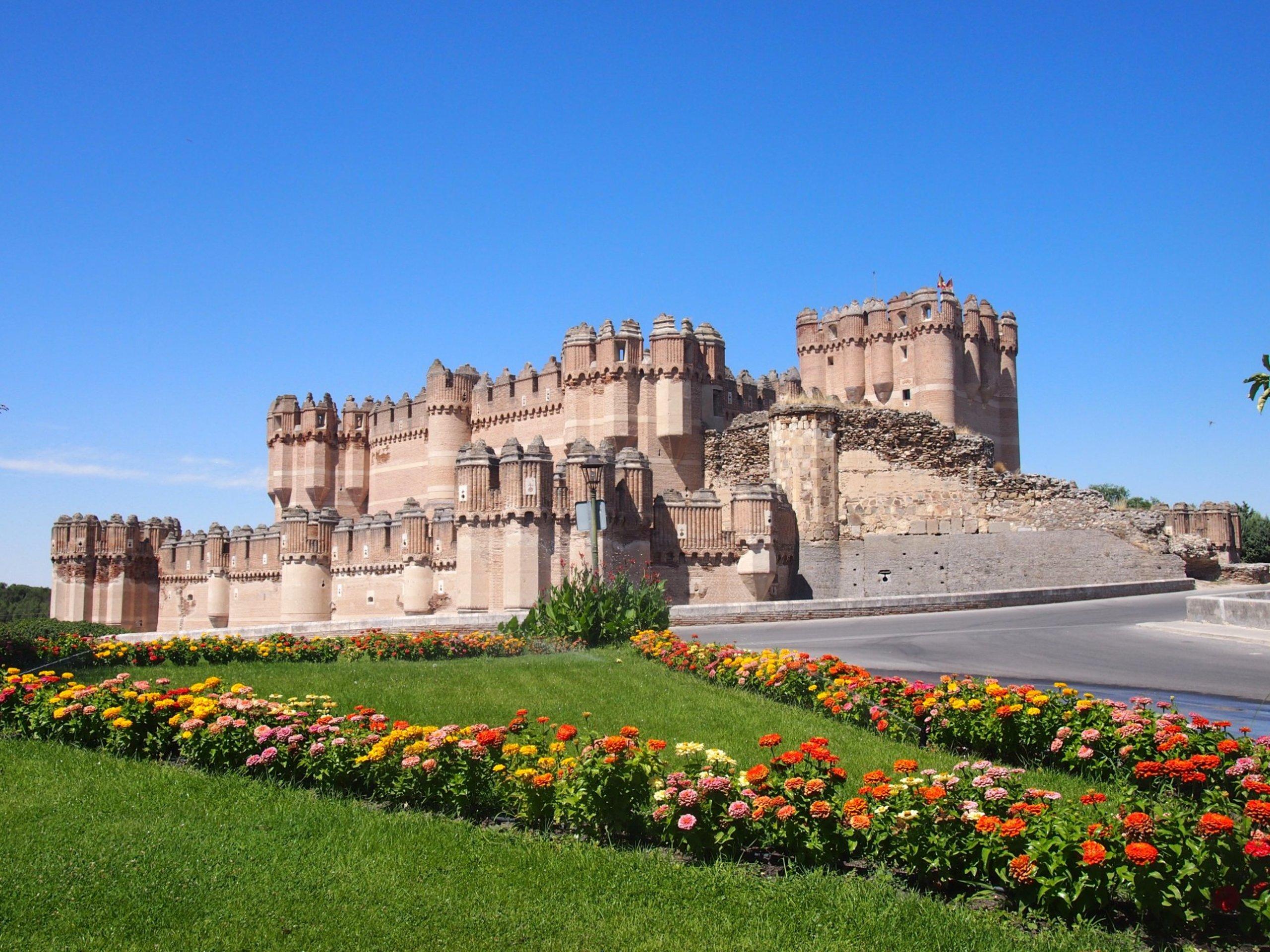 Castillo de Coca, Coca - Castilla y León