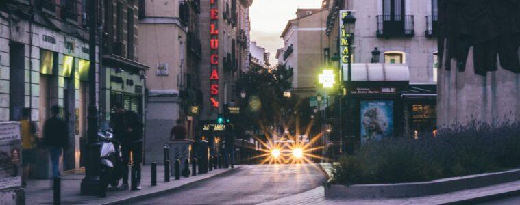 las calles más bellas de Madrid