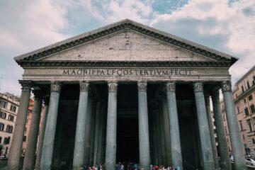 curiosidades sobre el Panteón de Roma