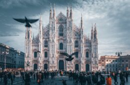 hechos sobre la catedral de Milán