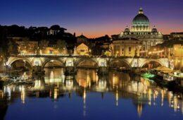 qué hacer en Roma de noche