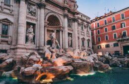 Hechos sobre la Fontana di Trevi